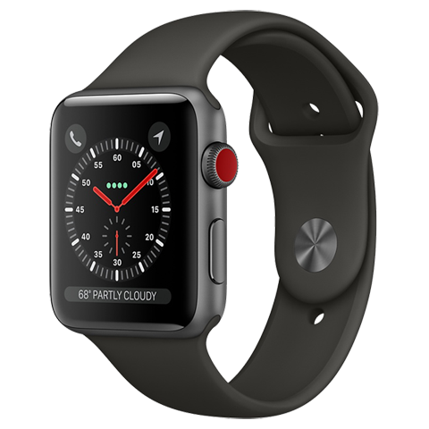 Apple Watch Series 3 Edition Sport Band (all colors)
